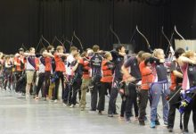 Archery at the NUTC