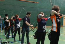 Archery club, please take a bow