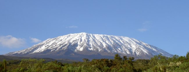 Reaching new heights: Kilimanjaro Challenge