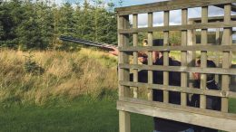 The competition gets underway for Newcastle's shooting club. Image: Elena Floto