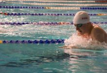 Short course success for swimmers