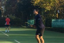 Tennis stars outsmart Sheffield Hallam