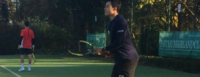 Tennis stars outsmart Sheffield Hallam