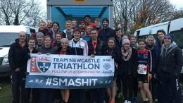 TNT gave an explosive performance in the Duathlon at Chippenham. Image: Sophie McDermott