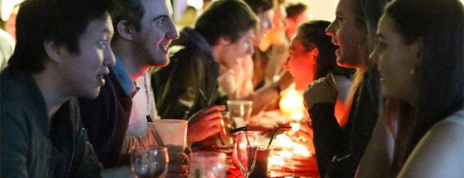 RAG speed dating succcess