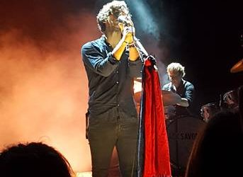 Jack Savoretti: 'The day I come to a show and everybody in the crowd looks the same, is the day I quit'.