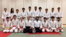 Belted up: the Jiu Jitsu Club won a host of  individual awards as well as the Club Shield. Image: Nathan Hoyles