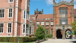 The Newcastle University Campus. Image: Wikimedia Commons, Sarah Cossom