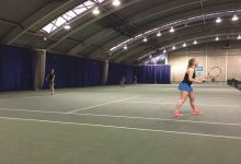 Tennis girls hammer Hallam