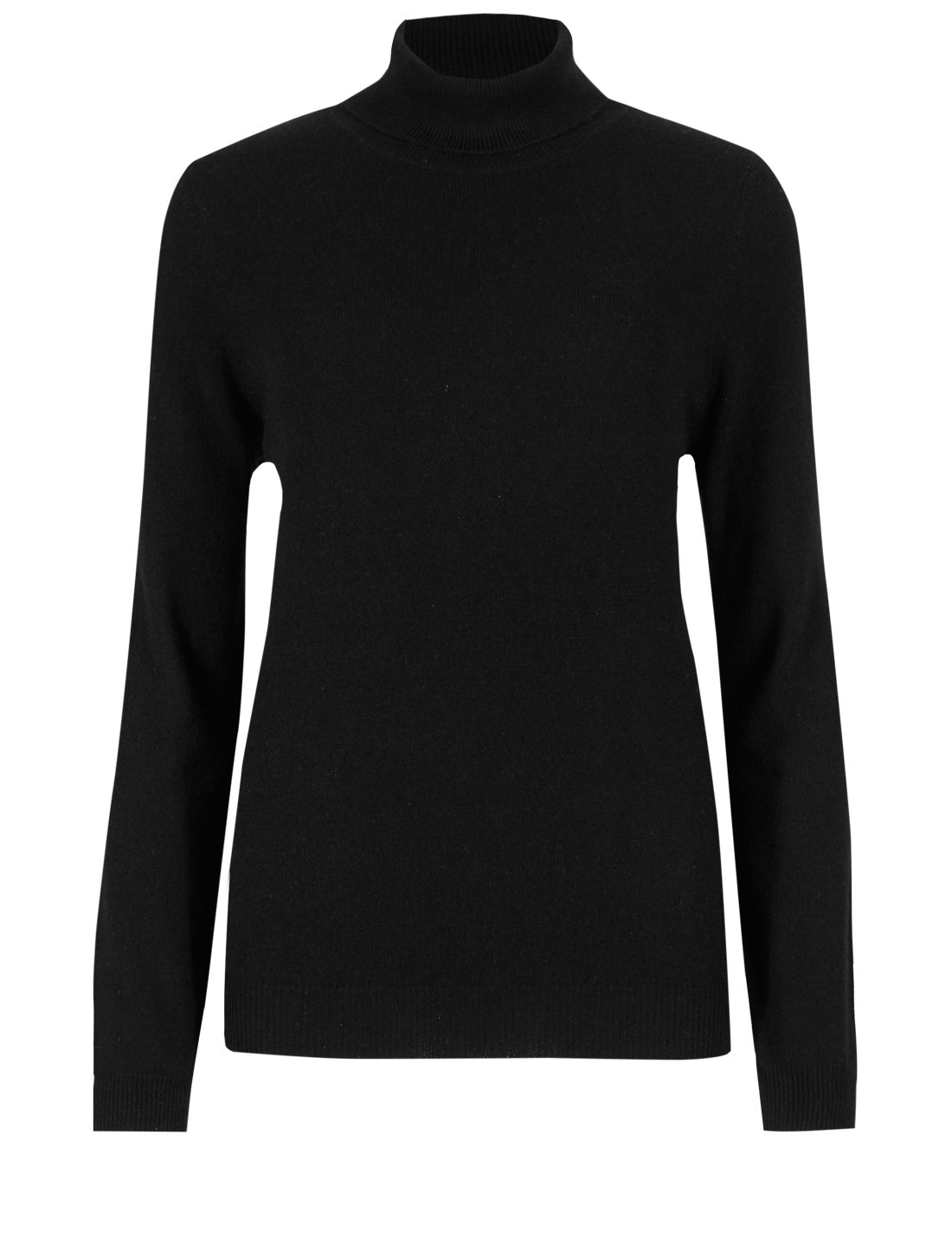 M&S Cashmere Roll Neck £79
