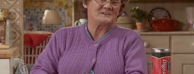 Too much Mrs Brown?