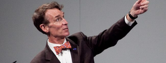 Manage Your Speculations – Bill Nye