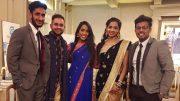 Members of the Society at the Ball. Image: Piriya Suresparan