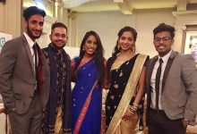 Tamil and Malayali Society's charity ball to support Tsunami's victims