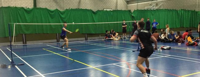 A mixed bag for Badminton