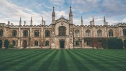 Cambridge University. Image: Unsplash@ Pixels