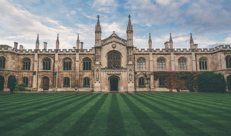 Cambridge University. Image: Unsplash@ Pixels