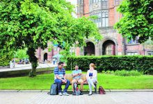 Newcastle University ranked top 5 for International student satisfaction