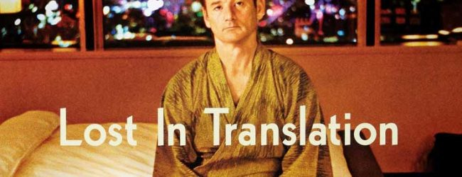 Golden Oldies Presents: Lost in Translation