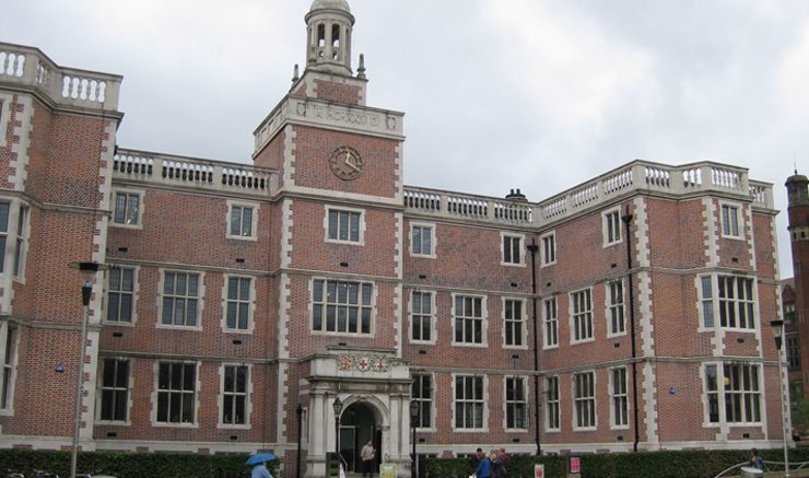 The Newcastle University Student's Union. Image: Wikimedia Commons, Chemical Engineer.