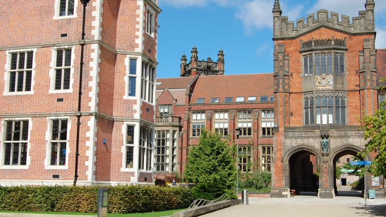 The Newcastle University Students Union. Image: Wikimedia Commons, Sarah Cossom.