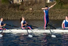 NUBC storm to victory in varsity