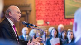 Vince Cable.  Image: Flickr, UKTI
