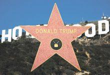 Mega Trump vs Giant Film Industry