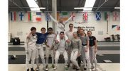 Fencers seal a seamless victory