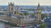 The Houses of Parliament in London. Image: Flickr, Sundar M.