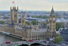 Newcastle University's rising stars visit parliament
