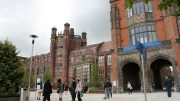 The Quadrangle at Newcastle University. Image: Flickr, Chris Thomson.