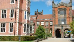 Newcastle University campus. Image: Wikimedia, Sarah Cossom.