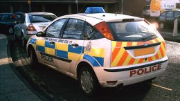 Rear of Northumbria Police. Image: Wikipedia Commons