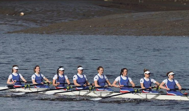 Stroke to victory: Newcastle were a step above the competition all weekend. Image: Al Johnston Photography