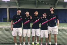 Tennis take title in terrific fashion