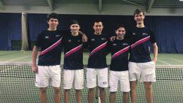 Champions: Leandron Mariani, Tom Smith, Corey Chan (Cpt.), Oliver Warren, Tim Braze deserve the victory. Image: Oliver Warren
