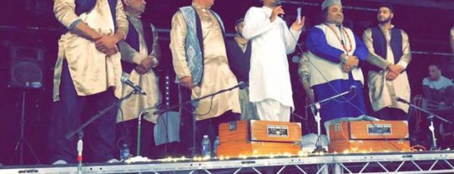 Promoting Arts: Pakistan Society holds Qawwali Night