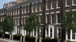 Local Jesmond residences. Image: Trevor Littlewood, Geograph