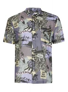 TOPMAN No Way Back Short Sleeve Shirt, £30