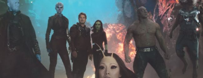Guardians of the Galaxy:  Vol. 2 (12A)