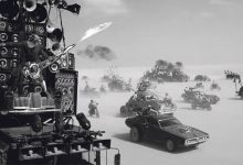 Mad Max: Fury Road –  Black & Chrome (15)