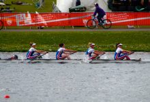 Rowing enjoy success at BUCS Regatta