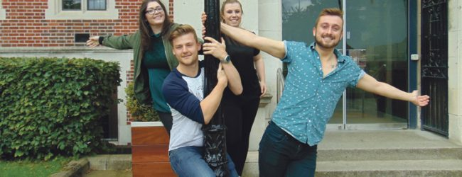 An interview with: the Freshers' Week Organisers