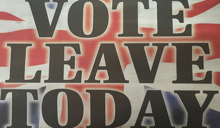 vote leave today