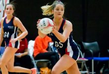 Newcastle's Netballer's Off to a Flying Start