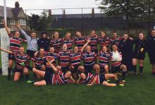 Promising start but tough match for Newcastle rugby