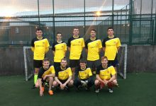 Berocca Juniors in Tourney Triumph