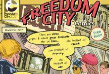 New Comics Celebrate Freedom Fighters