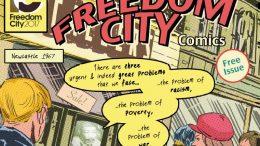 Freedom City Comics.